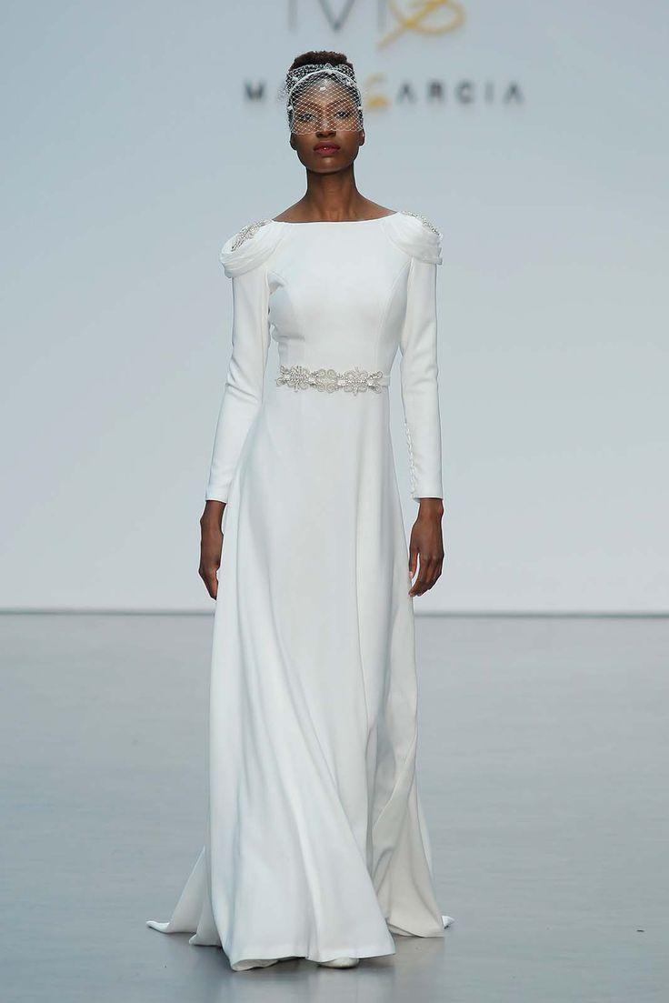89 best Vestidos de novia de corte en A images on Pinterest ...