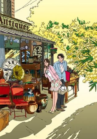 わたせせいぞうの世界展-神戸ゆかりの美術館-展覧会-展覧会・ニュース-博物館・美術館・世界遺産・考古用語・展覧会