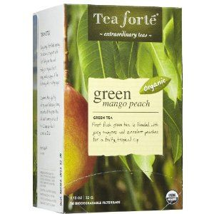 I LOVE This Tea! This Stuff Is EXACTLY Like Panera's Iced Green Tea.