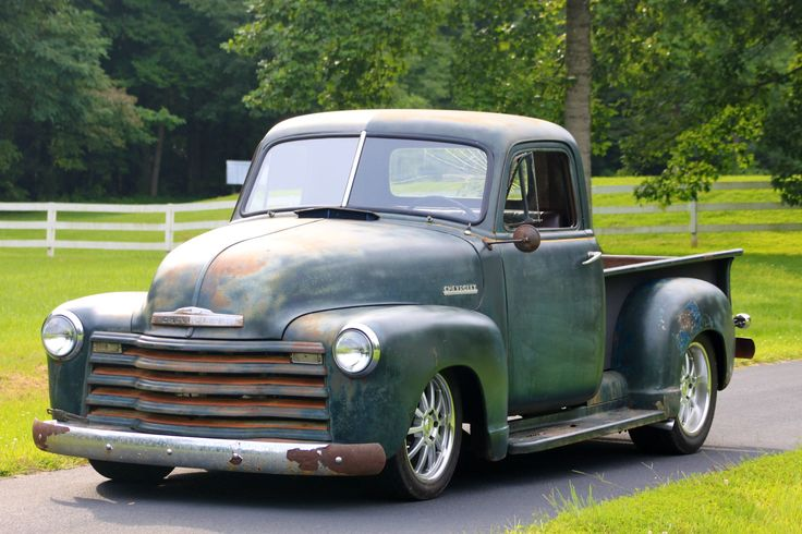 ◆1951 Chevy Pick-Up Truck◆