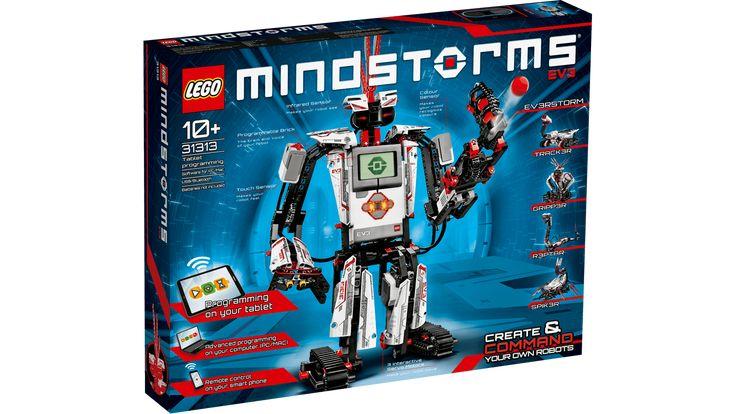 31313 MINDSTORMS EV3 - Products - Mindstorms LEGO.com