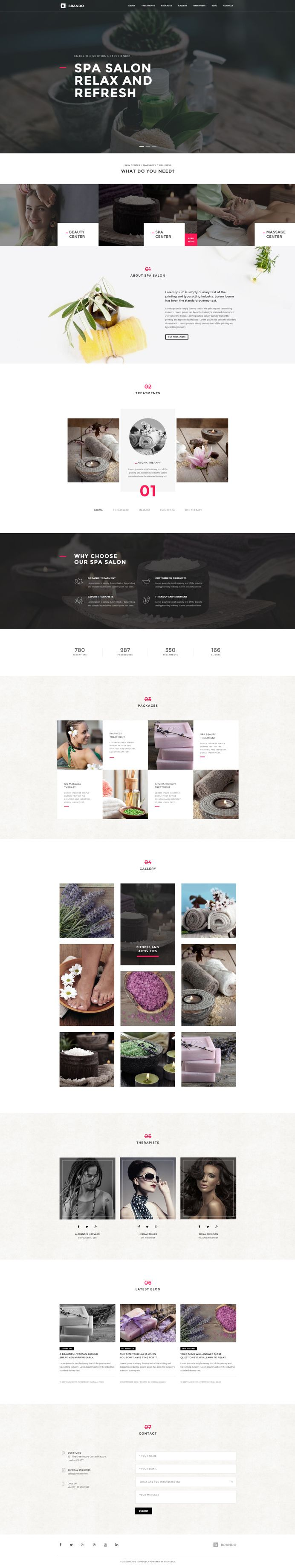 httpdesignspirationnetimage45196273968562 Page TemplateWebsite TemplateWordpress TemplateWordpress