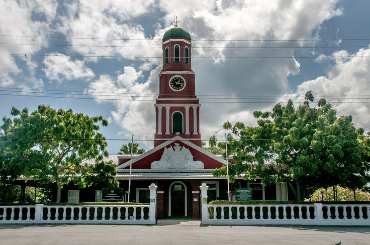 UNESCO World Heritage Site #254: Historic Bridgetown and its Garrison, Barbados. Home to the Island Inn Hotel.