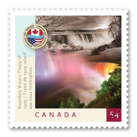 Traite de 1909 relatif aux eaux limitrophes Canada-USA 2009