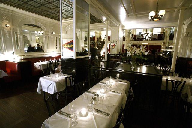 La Fidélité Restaurant Paris