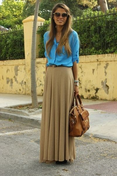 17 Best images about Maxi Skirts/Dresses on Pinterest | Belt ...