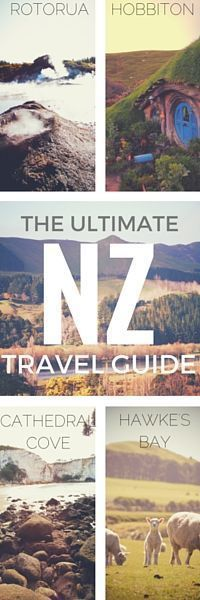 The Ultimate Travel Guide to North Island, New Zealand — Type A Trips | With undeniable beauty around every corner, New Zealand's North Island is the perfect place for planning an unforgettable trip. I went in search of the best locations, most memorable attractions and hidden secrets to ensure you have all the info you need to plan an epic adventure.