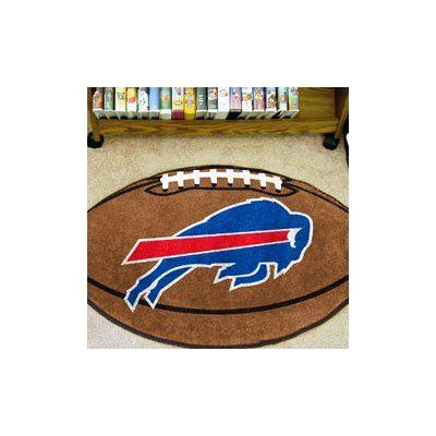 FANMATS NFL - Buffalo Bills Football Mat