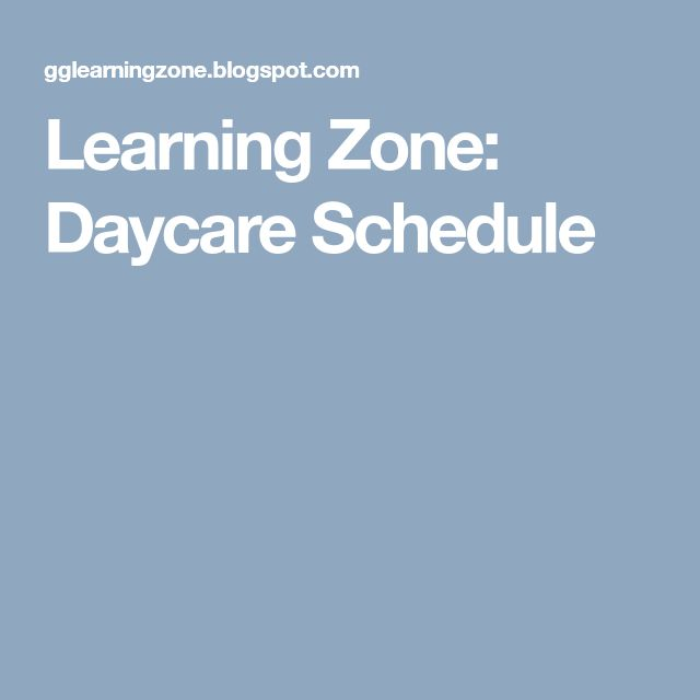 The 25+ best Daycare schedule ideas on Pinterest Childcare, Home - schedule a form