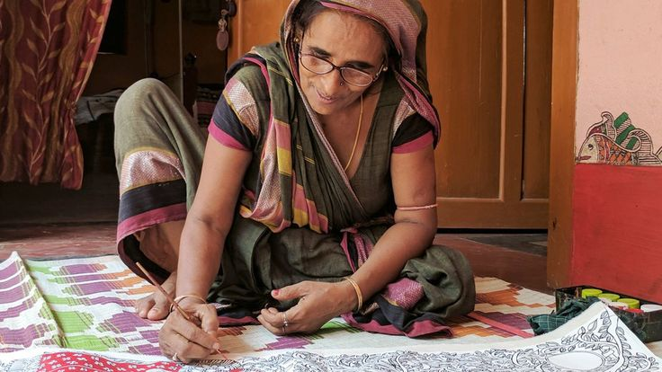 An award-winning Madhubani painter explains the historic art form and how she plans to help keep it alive.
