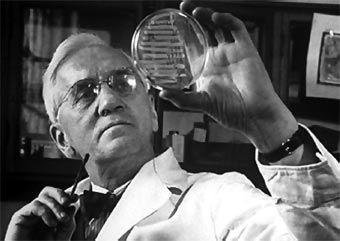 Alexander Fleming. Biografía.