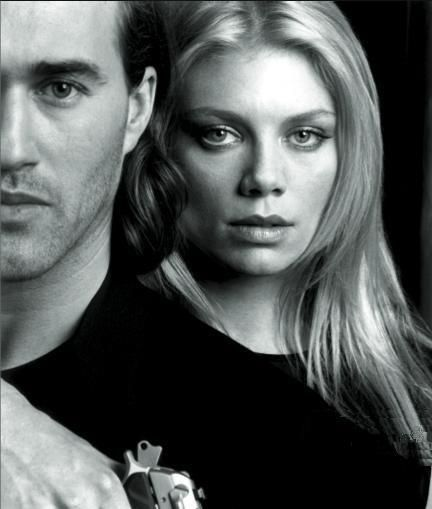 Peta Wilson and Roy Dupuis - La Femme Nikita. Michael and Nikita-The original actors, unless you count the movies in which cases all versions of Michael and Nikita ever made.