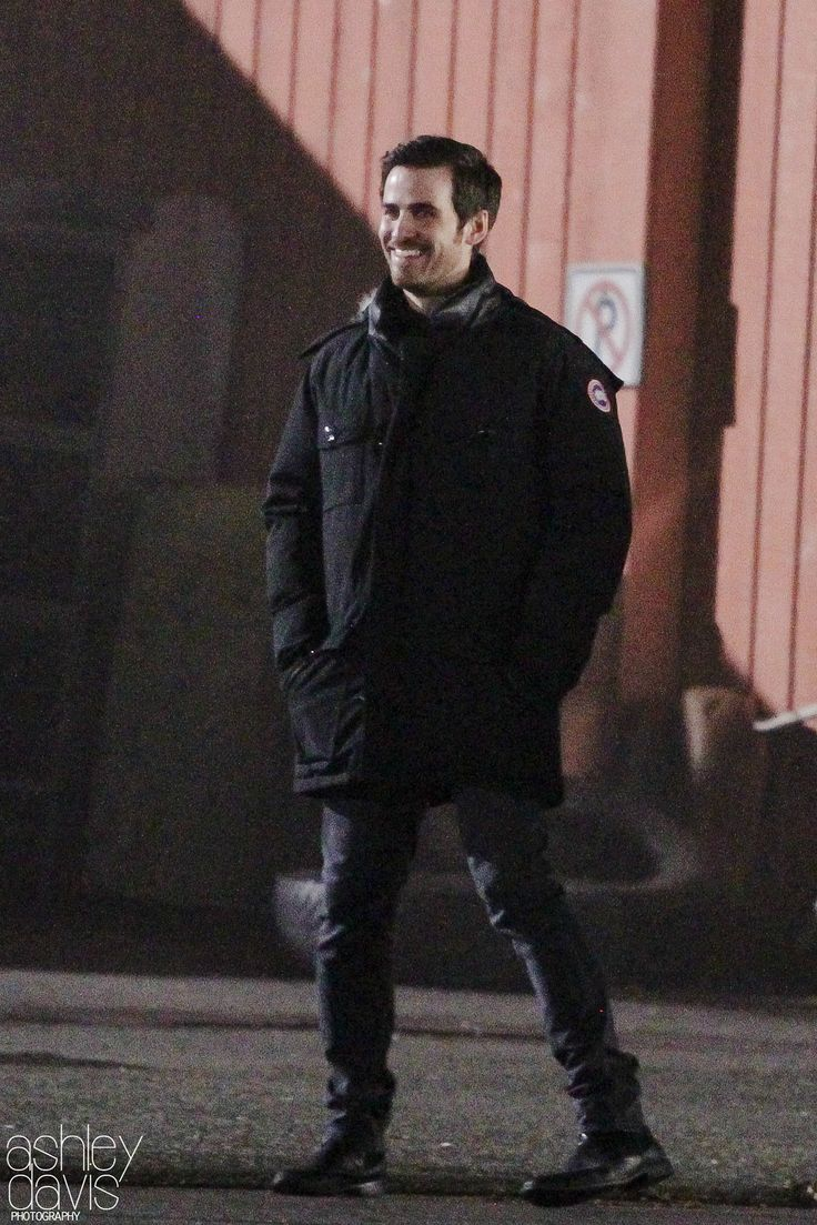 """Colin O'Donoghue - 6 * 11 """"Tougher than the rest"""" - Behind the scenes - 2 November 2016"""