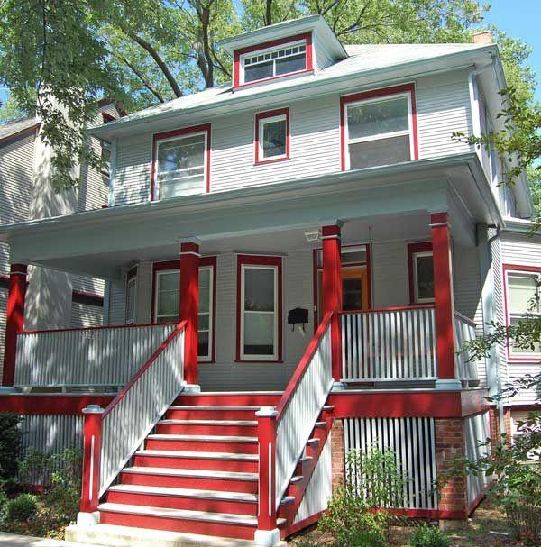 1000 ideas about exterior paint schemes on pinterest outdoor house colors exterior color - Arts and crafts exterior paint colors minimalist ...
