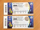 #Ticket  Tickets for Euro 2016 Ireland vs. Italy in Lille on June22 at 21.00h #irland
