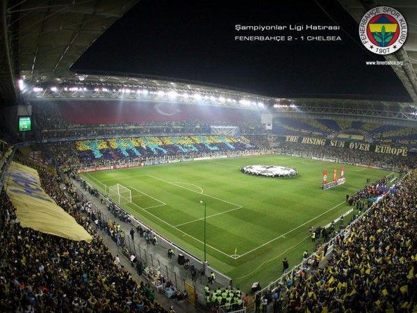 Fenerbahce Football Team (1024x768) Wallpaper - Desktop Wallpapers HD Free Backgrounds