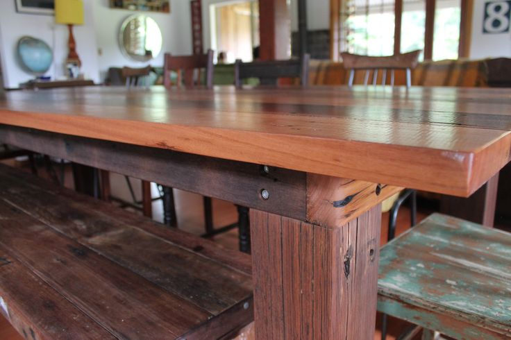 Hardwood Dining table