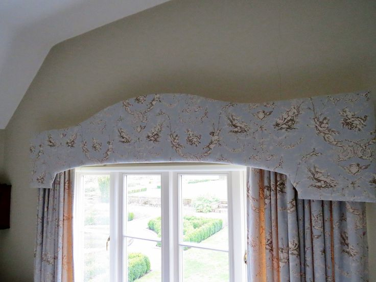 How to Make a Curtain Pelmet - Rosie Buttons | Living room ...