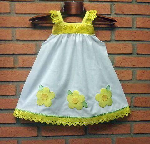 Renata Levy picnic dress!
