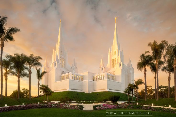San Diego California Temple | LDS Temple Pics