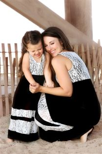 Always In Lace mommy and me dress, Just Like Mommy collection, Be Inspired Boutique