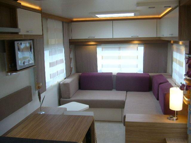 100 best decoracion caravanas y furgonetas images on pinterest mobile home vans and caravan - Decoracion interior caravanas ...