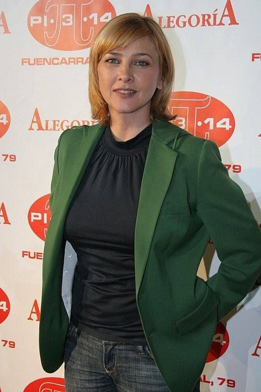 Amparo Larrañaga is a Spanish beauty.