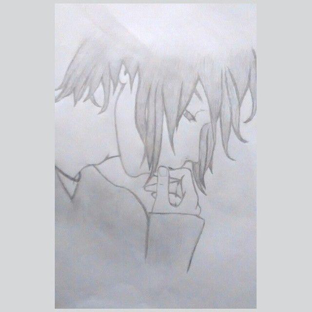 amo este dibujo  emo boy  #emo #dibujo #cute