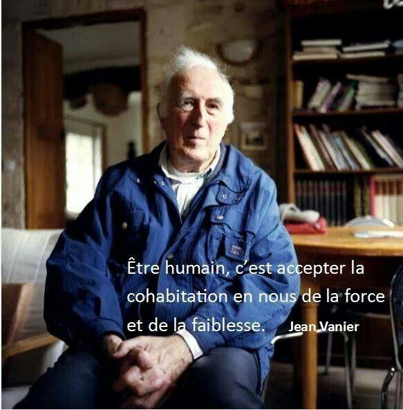 #jeanvanier #larche50ans #larche