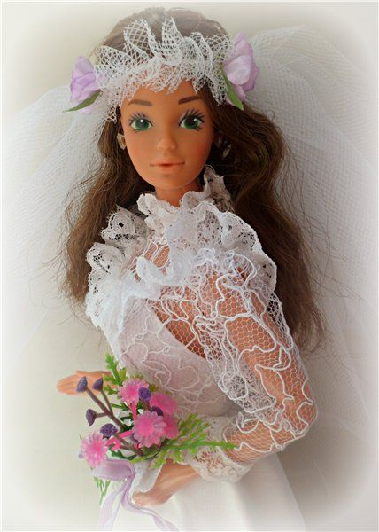 Image result for Tracy & Todd doll married