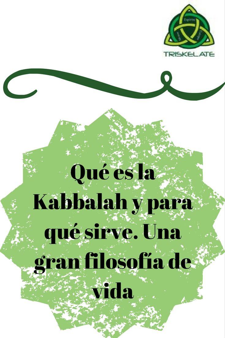 Qué es la Kabbalah; es una herramienta que estudia el mundo espiritual explorando aquello que los sentidos no perciben. Esta sabiduría antigua revela cómo funcionan la vida y el universo y nos ayuda a eliminar todas las formas de dolor, caos y sufrimiento.  #vida #Kabbalah #filosofia