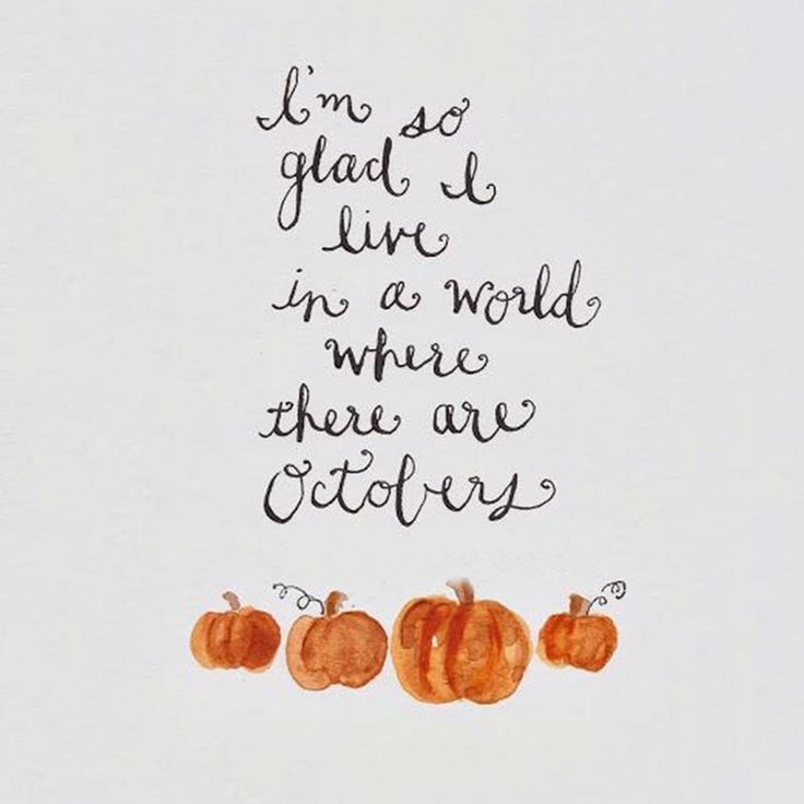 I'm so glad I live in a world where there are Octobers! #hellooctober #october #eyeconnection