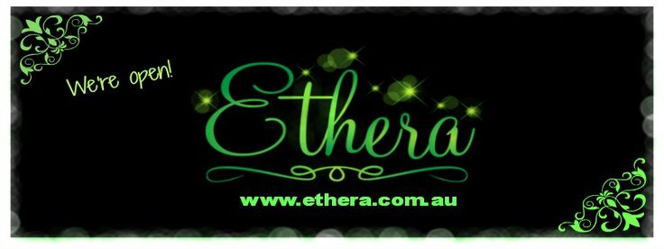 Yay! We're OPEN! Come browse our range at www.ethera.com.au