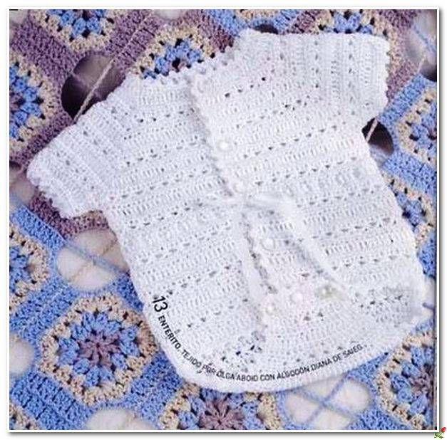 Mejores 1937 imágenes de crochet bébé en Pinterest | Bebé de ...