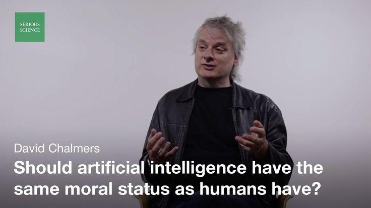 Artificial Consciousness — David Chalmers