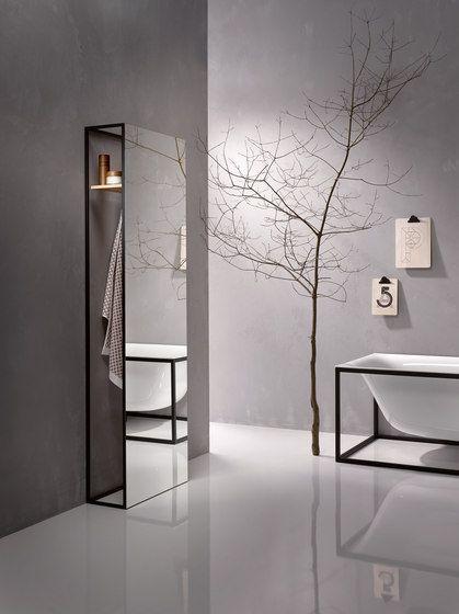 Specchi da terra | Specchi per bagno | BetteLux Shape | Bette. Check it out on Architonic