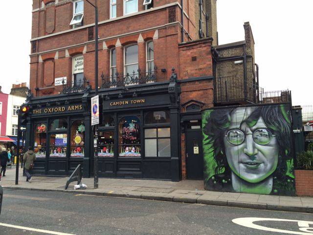 Camden Town en London, Greater London