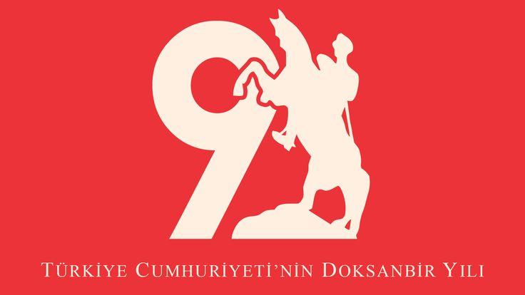 Türkiye Cumhuriyeti'nin 91. Yılı logosu görselini ve vectörel logosunu indirebilirsiniz Türkiye Cumhuriyeti'nin 91. Yılı bu yıl 29 Ekim Çarşamba günü kutlanacak. Her yıl olduğu gibi bu yılda 91. Yılına özel logolar hazırlandı. Bizlerde birçok gazetecinin ve grafik tasarımcının ilan çalışmalarında kullanması için Cumhuriyet'in 91. Yılı adlı tasarım çalışmalarını sizlerin beğenisine sunuyoruz. Türkiye Cumhuriyeti'nin 91. Yılı…
