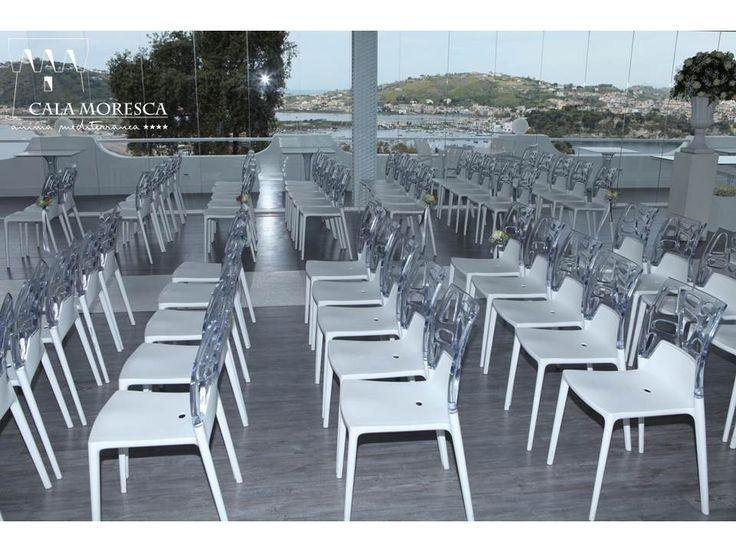 Rito civile - wedding total white calamoresca.it