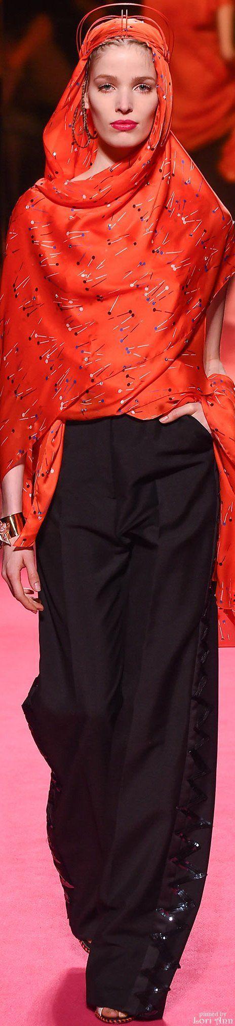 Schiaparelli Couture Spring 2015