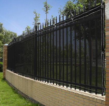 Chain Link Fence Privacy Ideas 9 best unescapable shawshank yard images on pinterest | backyard