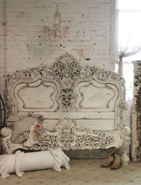Painted Cottage Shabby  French Linen  Romantic  by paintedcottages, $1995.00