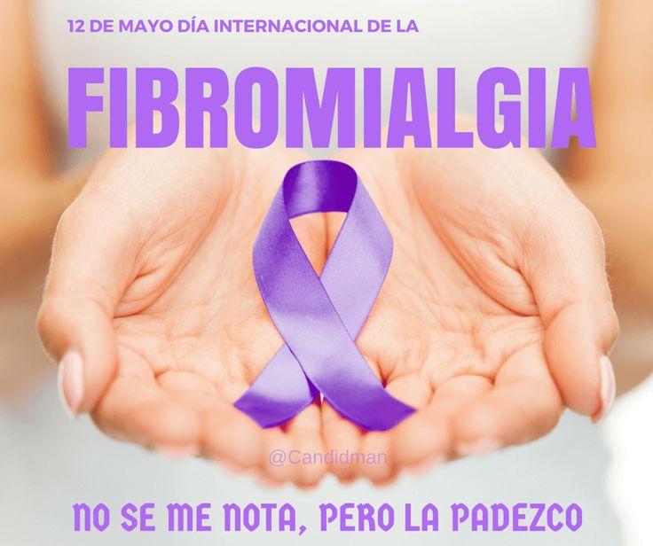 20150512 12 de Mayo Día Internacional de la Fibromialgia @Candidman