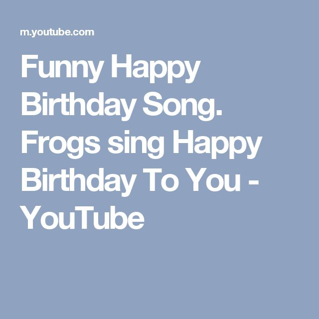 25+ Best Ideas About Funny Happy Birthday Video On