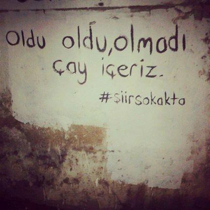 (19) Hashtag #siirsokakta auf Twitter