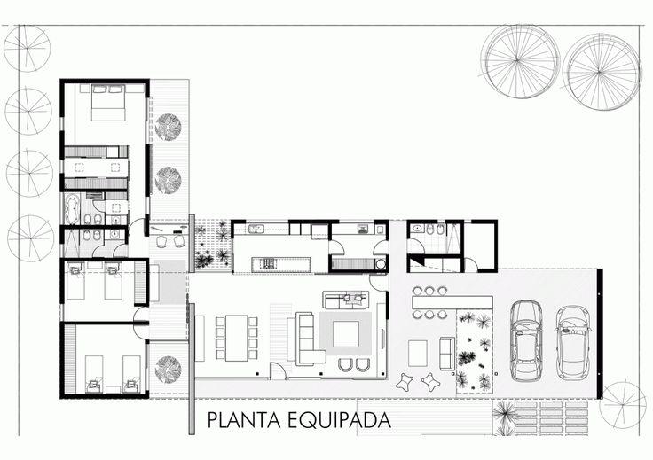 Vivienda Suburbana / Roberto Benito
