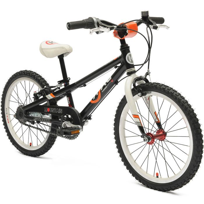 ByK 350MTB Kids Mountain Bike for 4 to 6 year old kids