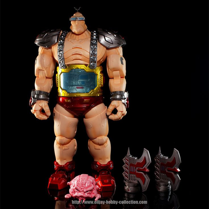 KRANG [NINJA TURTLES] - Mr.Elljay玩具部屋