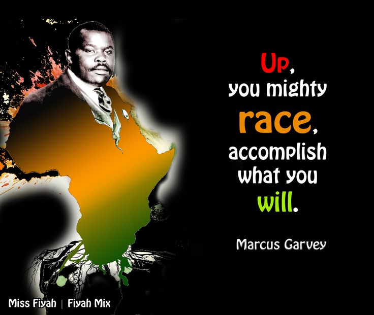 African Roots Quotes: 26 Best Images About Marcus Garvey Quotes On Pinterest