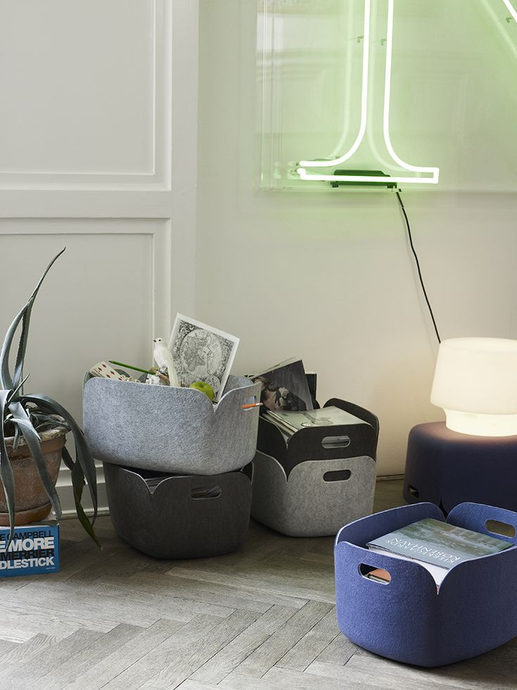 Muuto - Designs - Home Accessories -Storage baskets - Restore Designed by Mika Tolvanen - muuto.com